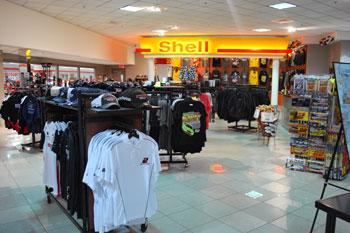 Team Penske Shop