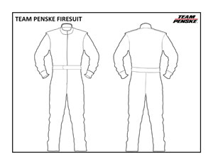 Firesuit Coloring Pages