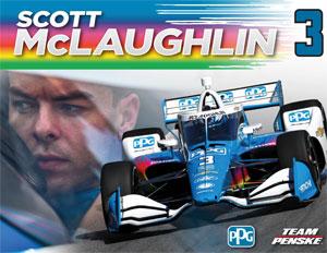 Team Penske Scott McLaughlin