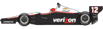 No 12. Verizon Team Penske Dallara / Chevy