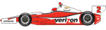 No. 2 Verizon Team Penske Dallara / Chevy