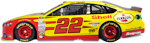 No. 22 Shell-Pennzoil Ford Fusion