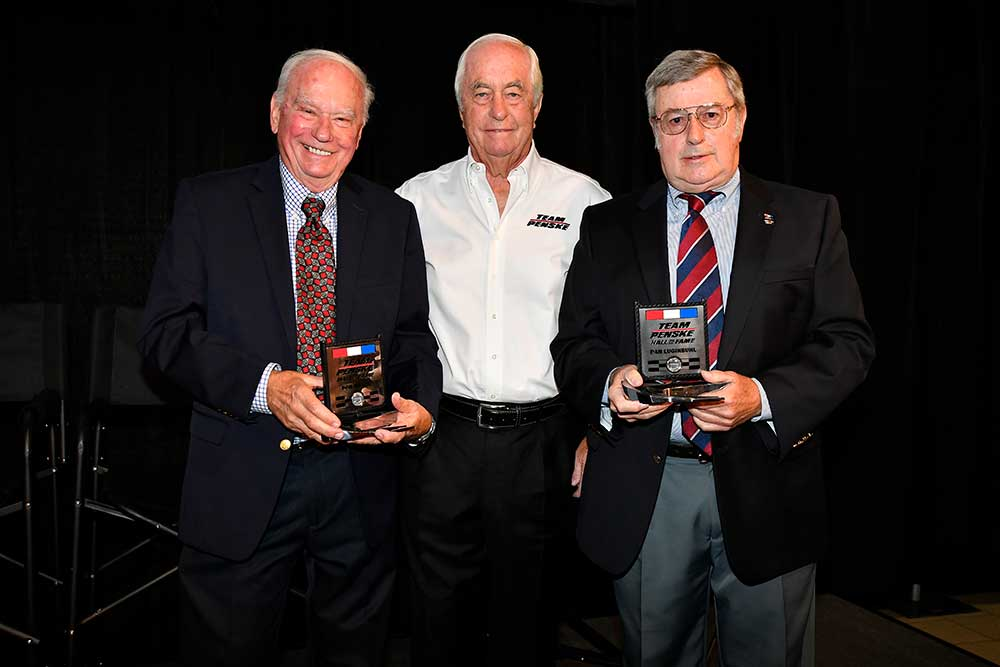 2019 Team Penske Hall of Fame Inductees