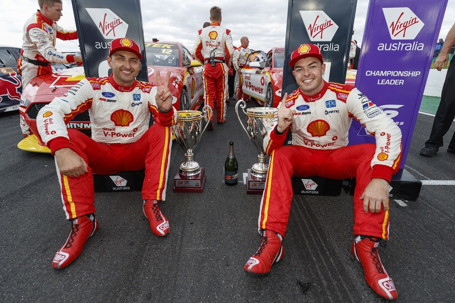 2019 Virgin Australia Supercars Season Review