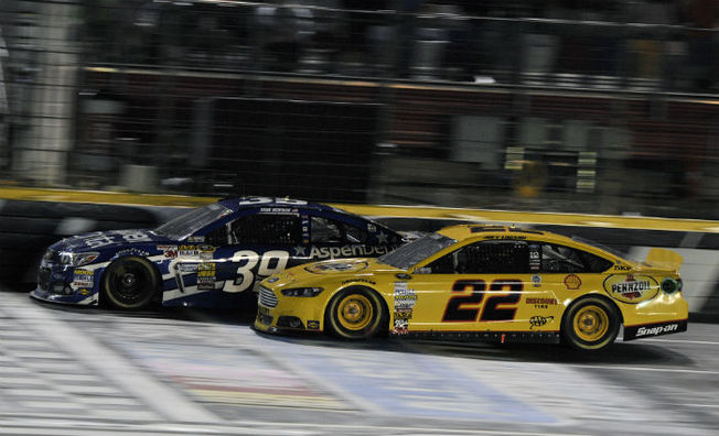 Logano Scores 2nd-Place Finish in Sprint All-Star Race