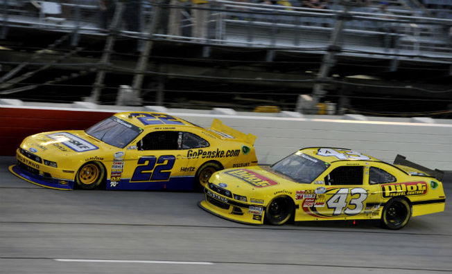Logano Finishes 4th in Help a Hero 200 at Darlington