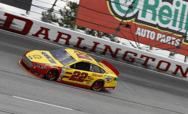 Logano Limps Home With Overheating Issues at Darlington