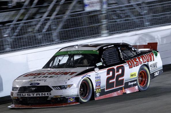 Team Penske NASCAR XFINITY Series Race Report - Richmond