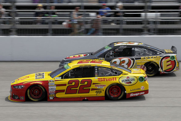 Team Penske NASCAR Sprint Cup Series Race Report - Richmond