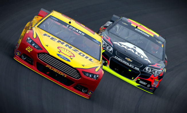 Logano Scores a Third-Place Finish in Pure Michigan 400