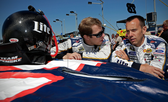Team Penske Sylvania 300 Race Preview