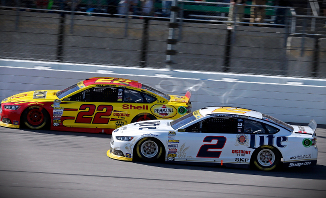 Team Penske Bank of America 500 Race Preview