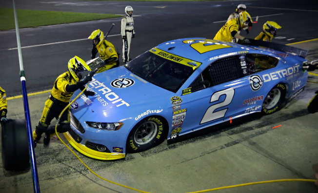 Disapointing 16th-Place Result For Keselowski