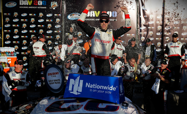 Keselowski Captures Fifth Nationwide Victory Of 2014