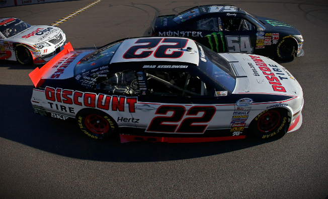 Team Penske Ford EcoBoost 300 Race Preview