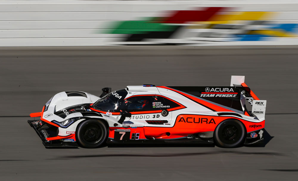 IMSA Qualifying Report  - Roar Before The 24