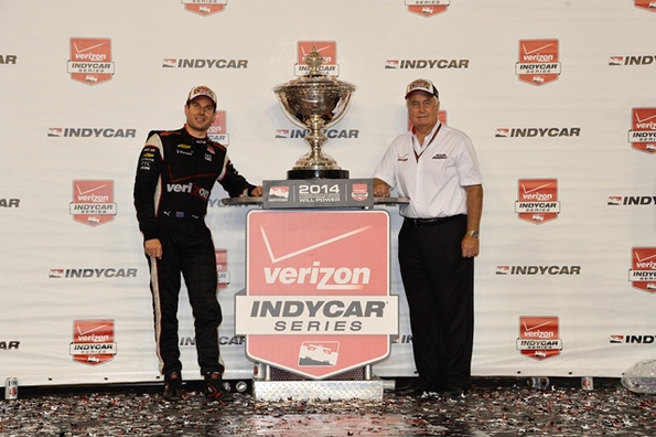 2014 Verizon IndyCar Season Review: Will Power