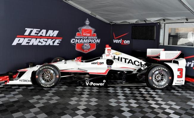 Hitachi and Team Penske Extend Partnership