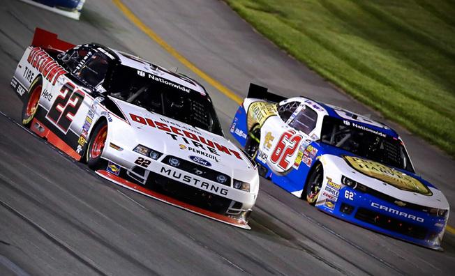 McDowell Scores Top-Ten Finish at Kentucky Speedway