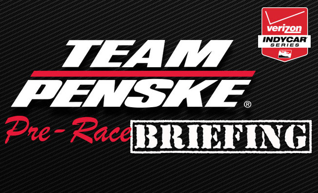 Team Penske Infographic - St. Pete