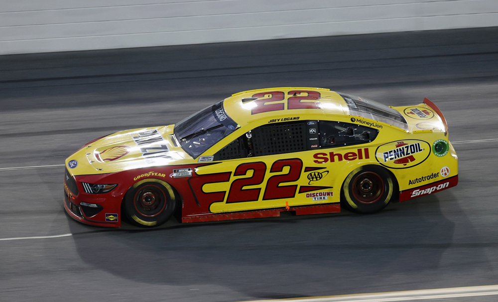 Team Penske NASCAR Cup Series Race Report - Daytona Road Course