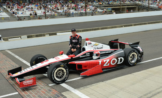 Team Penske Qualifies in First Three Rows For Indy 500