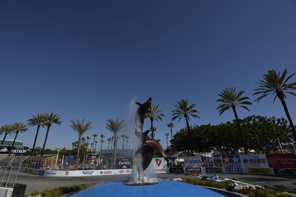 Team Penske Verizon IndyCar Series Qualifying Report - Long Beach