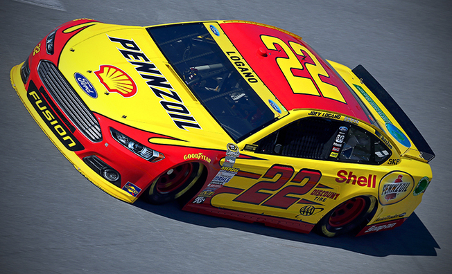 Logano Finishes 11th in GEICO 400 At Talladega