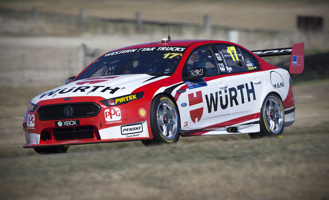 Scott Pye Wraps Up Weekend With Another Top-20