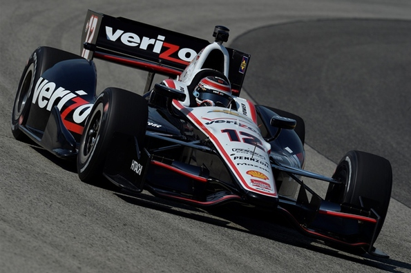 Team Penske Fontana Race Preview