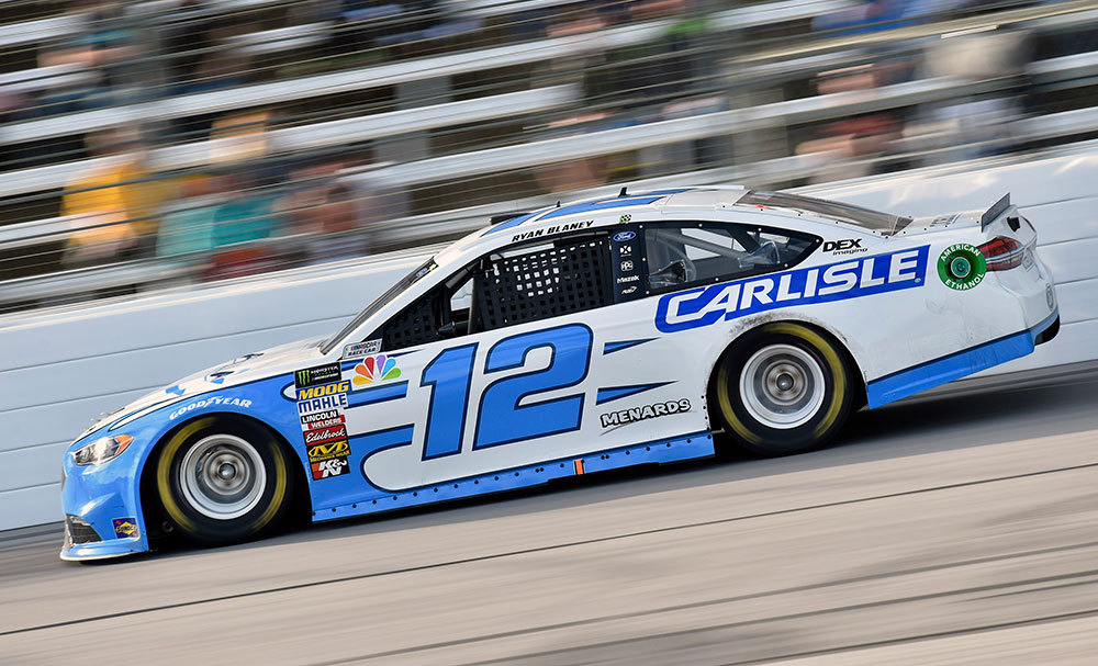 Monster Energy NASCAR Cup Series Race Report - Texas
