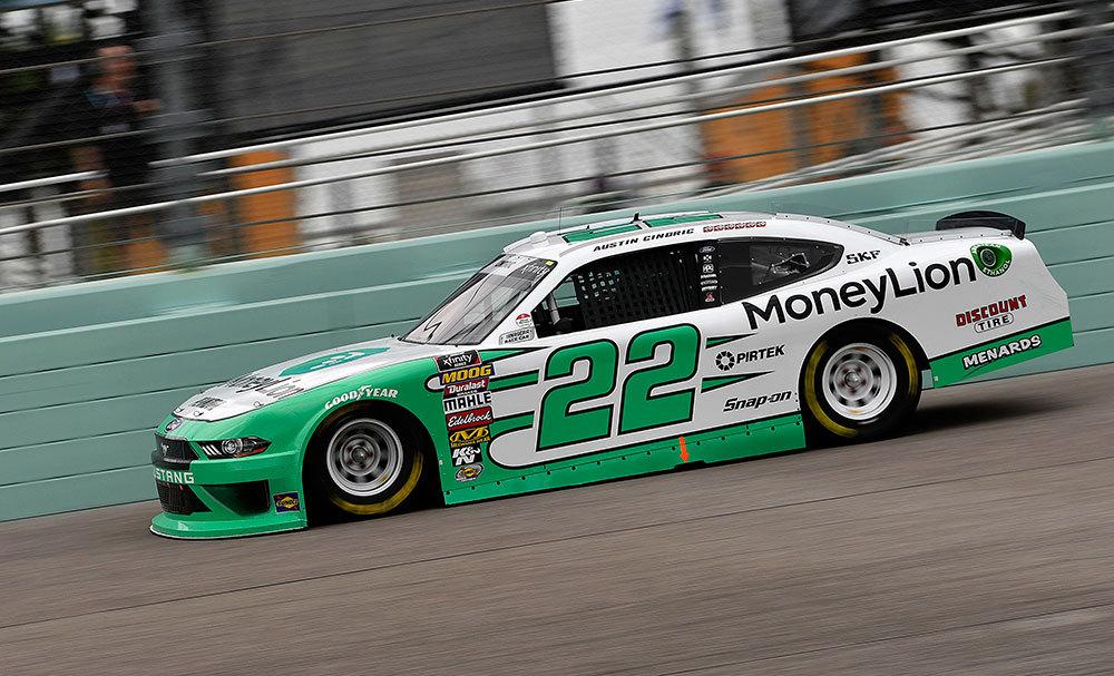 Team Penske Nascar Xfinity Race Report