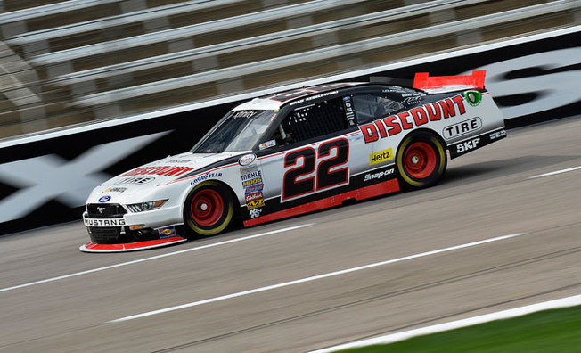 NASCAR XFINITY Series Race Report