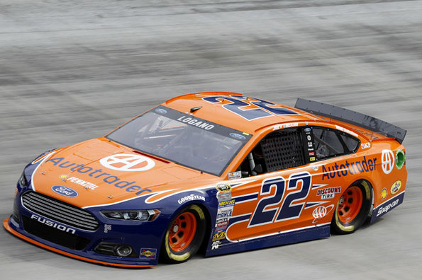 Team Penske NASCAR Sprint Cup Series Qualifying Report - Bristol