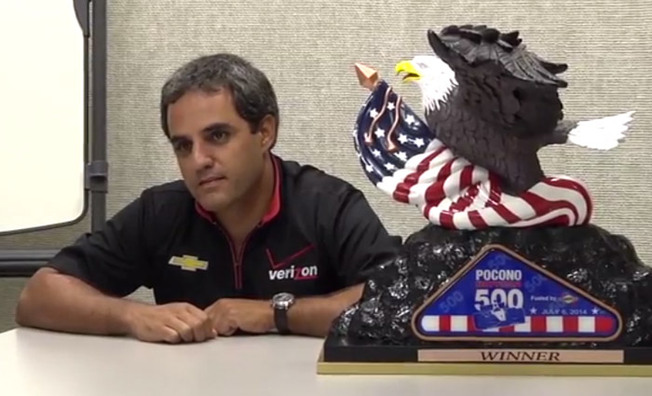 Video: The Penske Files - Montoya Performance Review