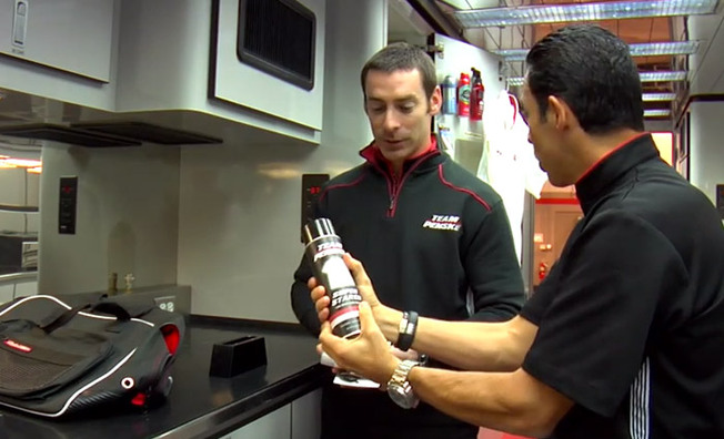 Video: The Penske Files - Welcome to the Team, Simon