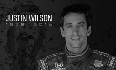 Roger Penske Statement on Justin Wilson