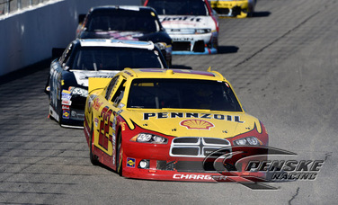 Hornish Finishes 21st in Sylvania 300 at New Hampshire
