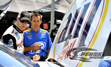 Keselowski to Start Second at Bristol Motor Speedway