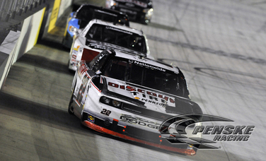 Keselowski Finishes 32nd at Bristol Motor Speedway