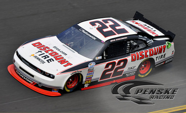 Keselowski Finishes Second in Season-Opener at Daytona