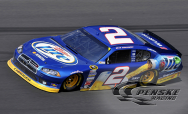 Keselowski Finishes 13th in First Duel Qualifying Race