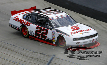 Kligerman Places 12th at Dover International Speedway