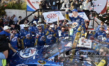 Keselowski Grabs Second Chase Win Sunday at Dover