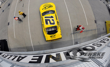 Hornish to Start 13th at Indianapolis Motor Speedway