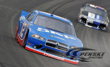 HORNISH GARNERS SOLID 19th-PLACE FINISH IN STP 400