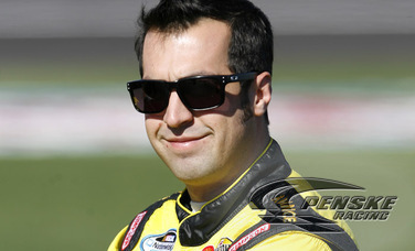 Hornish Qualifies 14th at Texas Motor Speedway