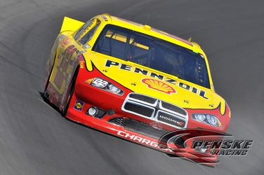 Hornish is Impressive in 12th-Place Finish at Michigan