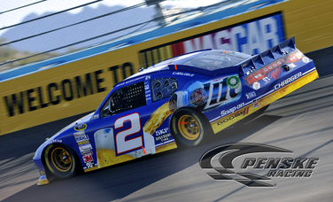 Keselowski Finishes Sixth, Reclaims Championship Lead