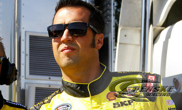 Hornish Qualifies 8th for the Sargento 200